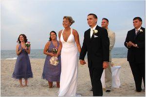 Beach Wedding Music Parade