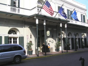 Mardi Gras Hotels and resturant