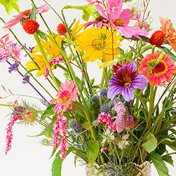 Mixed bouquet Wedding Flowers