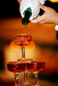 Inexpensive wedding Drinks