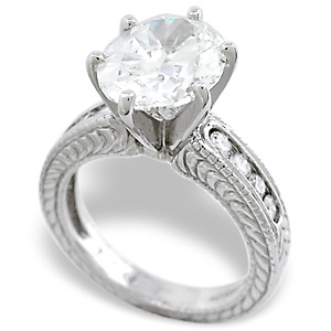Carat Diamond Ring