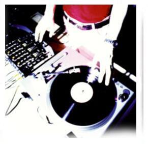 Live wedding DJ