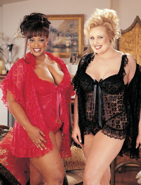 sexy plus size lingerie Once upon a time in the 70's and 80's when the