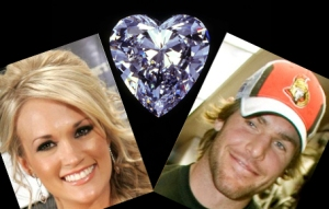 Carrie Underwood Wed Mark Fischer